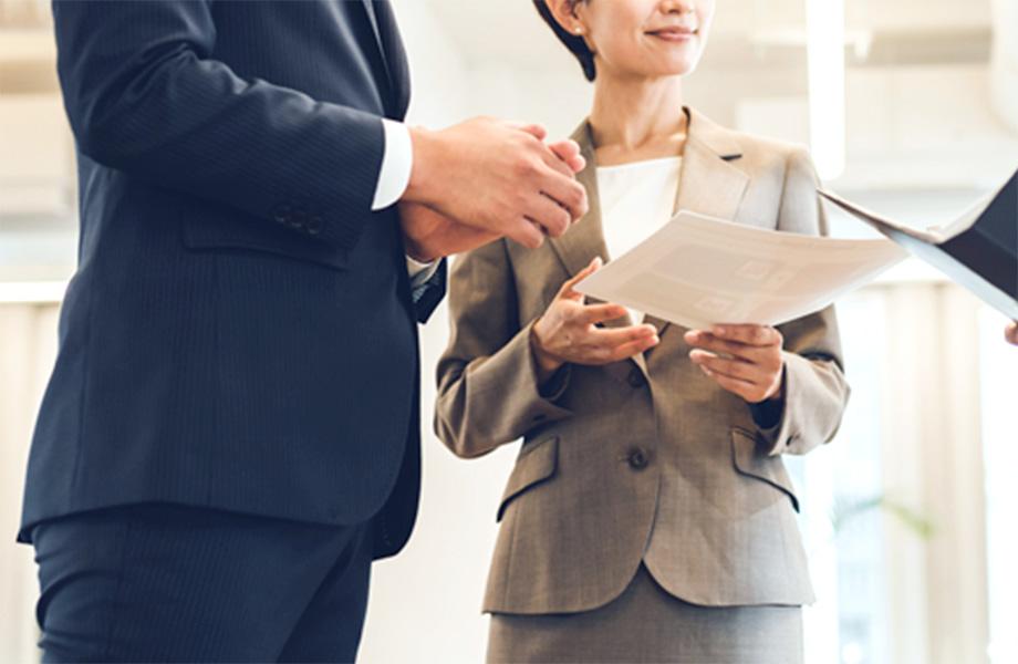 弁護士複数名体制での案件対応